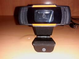Webcan HD com Microfone Usb Brazil