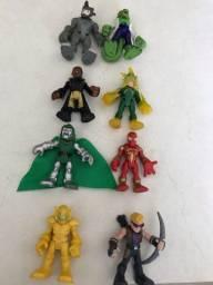 Bonecos Marvel Super Hero Adventure