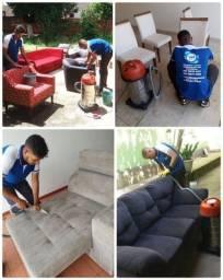 Título do anúncio: Lavagem a seco e higienização