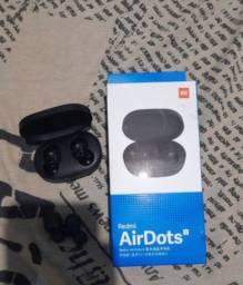 Vendo Air dots novo