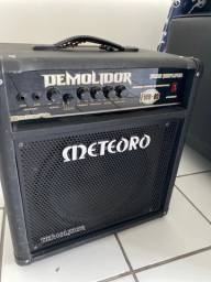 Cubo amplificador para baixo Meteoro FWB-80 Demolidor