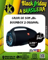 Título do anúncio: Caixa de Som JBL Boombox 2 Original
