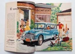 Título do anúncio: Quatro Rodas n°. 11 - junho/1961 - Vemaguet, Aero Willys, Fusca, esportivos