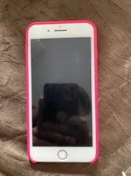 Título do anúncio: iPhone 7 Plus 256gd funcionando 100%.