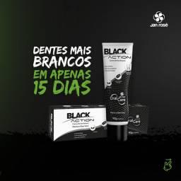 Creme Dental Black Action