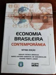 Livro Economia Brasileira Contemporânea