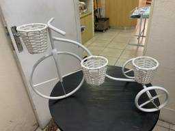 Bicicleta para decoração