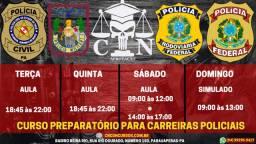 Curso Polícia Militar e Polícia Civil