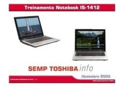 Imperdível- Notebook Sti Is-1412 com bateria excelente ,aceito propostas de preço