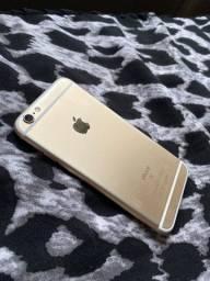 iPhone 6s dourado 16 GB