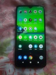 Motorola g8 play Tá como novo