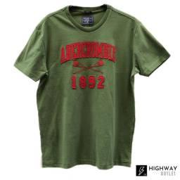 Camisetas originais Tommy e Abercrombie