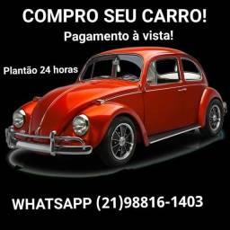 Compro seu carro! Pix na hora!