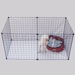 Título do anúncio: Cercado Para Cachorro Pequeno Porte