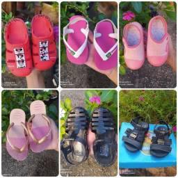 Sandálias Infantil Desapegos