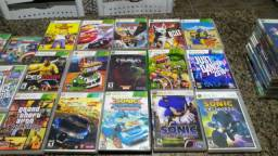Vendo jogos de Xbox360 destravado