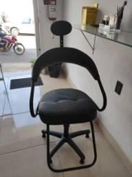 Cadeira de salão nova