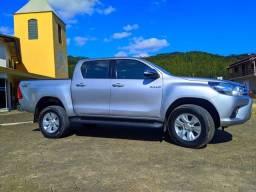 Hilux SRV 2017 4X4 Diesel