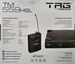 Microfone sem fio TAG TM 559 HSL