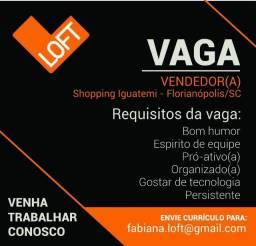 Título do anúncio: vendedor - Loft Vila Romana - iguatemi Floripa