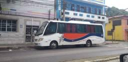 Aluguel de micro ônibus e vans com motorista.