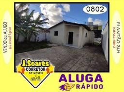 Geisel, 2 quartos, 60m², R$ 600, Aluguel, Casa, João Pessoa