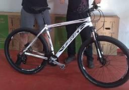 Bike 29 FIRST Semi Nova em 10x* no cartão