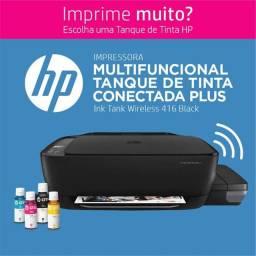 Impressora multifuncional HP Ink Tani 416