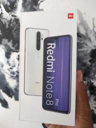 LI*QUI*DA*CÃO 20*21 da Xiaomi.. REDMI Note 8 PRO NOVO LACRADO COM GARANTIA