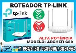 Roteador Tp-Link Ac1200 Archer C50 (Novo e sem caixa)