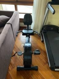 Título do anúncio: Bicicleta ergométrica horizontal