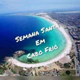 Feriadão de Semana Santa em Cabo Frio RJ