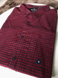 Camisa Social Hollister - Original