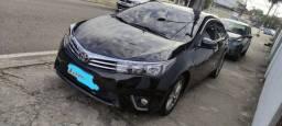 Título do anúncio: Toyota corolla xei automático com gnv