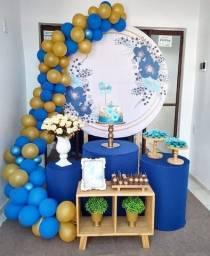 Decoração de festa Arco de balão incluso