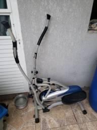 Orbitrek bicicleta esteira polishop