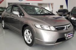 New Civic LXS - 2008 | Impecável - Raridade