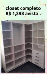 Closets modulados