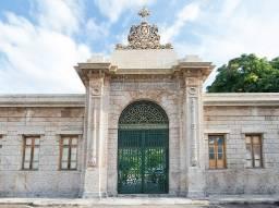 Jazigo no cemitério São João Batista em Botafogo