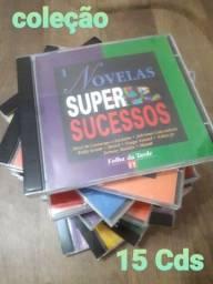 15 CD s Coleção