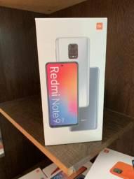 Xiaomi redmi note 9 Pro 128gb 6gb ram 64mpx lacrados
