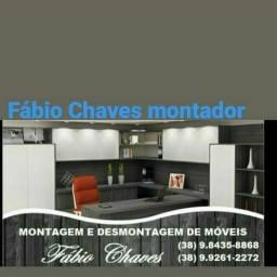 Título do anúncio: Serviço de montagem e desmontagem em móveis em mdf