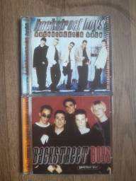 2 CD s Backstreet Boys