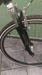 Linda Bicicleta importada usada uma só vez!