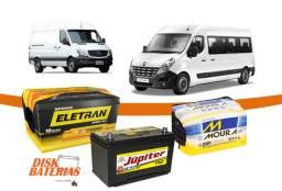 Baterias para van, master, ducato, boxer