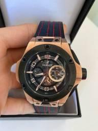 Relógio Hublot Ferrari