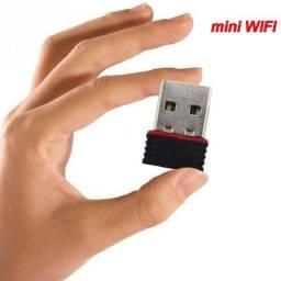Mini Adaptador Receptor Wireless Usb Mini Nano 150 mbps  Wpp: *