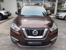 Nissan Kicks SV 1.6 CVT - 2018/2018 - Novíssimo, Revisado e C/ garantia