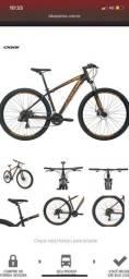 Título do anúncio: Bicicleta OGGI Hacker Sport 2021 - Quadro 19