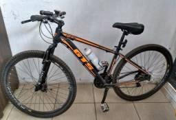 Bike GTS aro 29 - Alumínio / 21 marchas